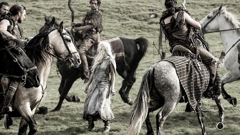 Juego de tronos Dothraki