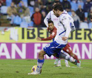 Recuperar el olfato goleador se antoja clave para los intereses más próximos del Real Zaragoza
