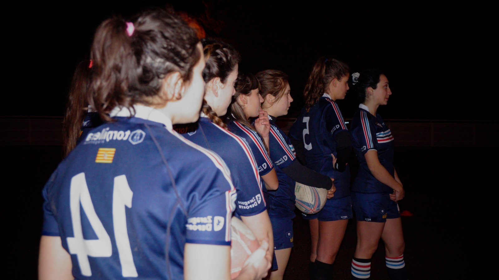 chicas rugby